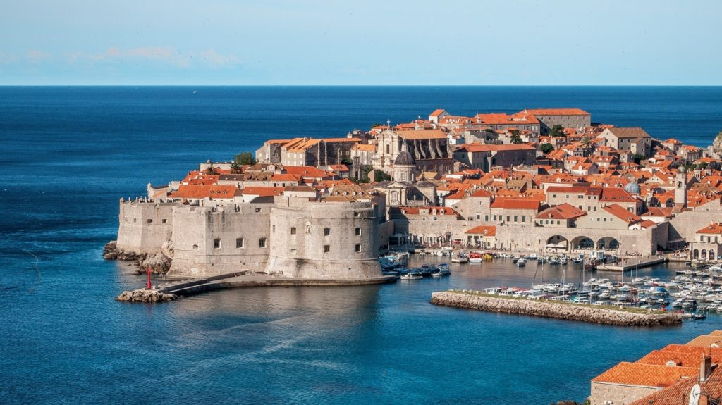 Views of Dubrovnik