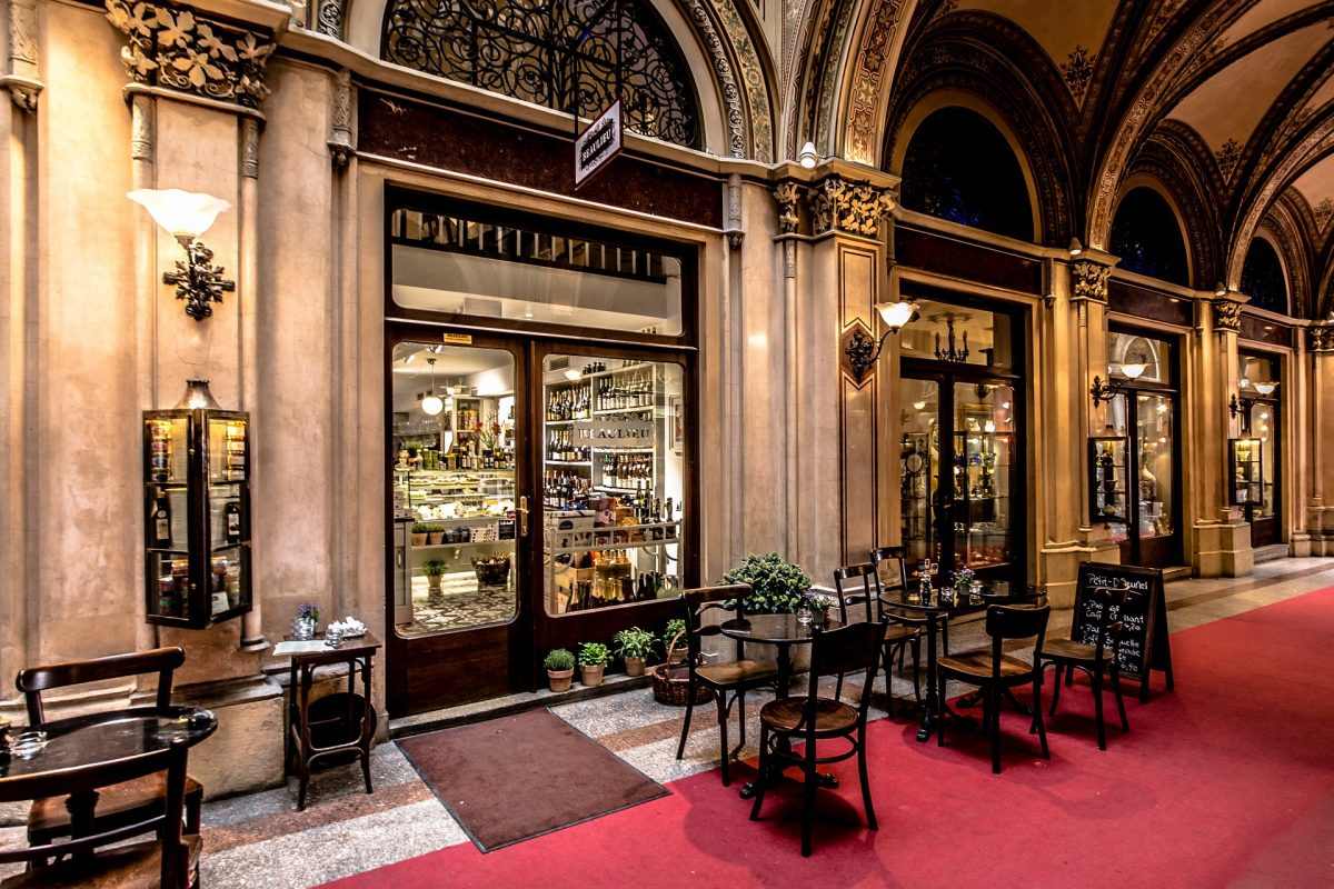 Viennese Coffee House