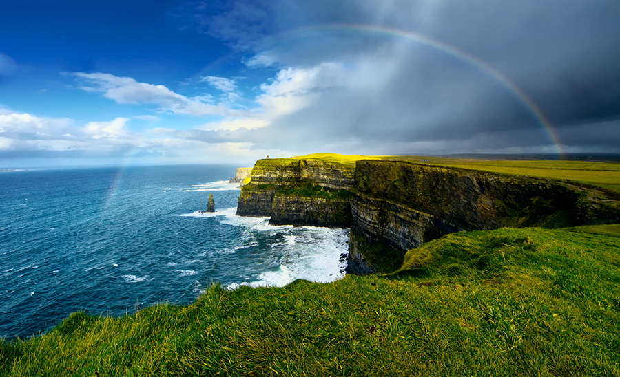 Majestic Cliffs of Moher, Ireland