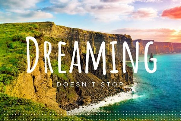 Dreaming Doesn't Stop