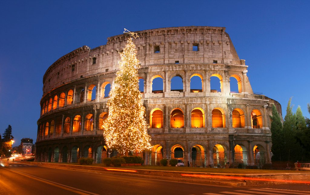 Christmas at the Colosseum